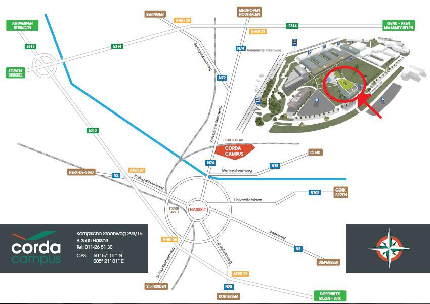 11/11, PH on tour, Hasselt @ ZOPP Corda Campus | Hasselt | Vlaanderen | België