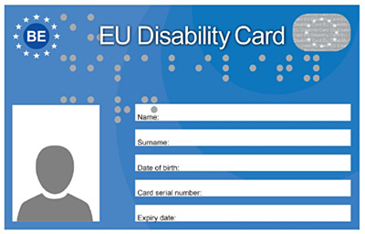 EU Disability Card